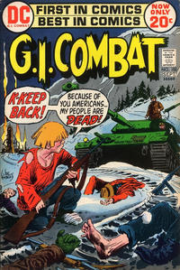 Cover Thumbnail for G.I. Combat (DC, 1957 series) #155