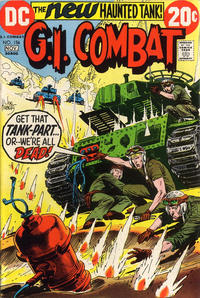 Cover Thumbnail for G.I. Combat (DC, 1957 series) #156