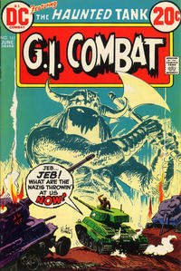 Cover Thumbnail for G.I. Combat (DC, 1957 series) #161