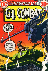 Cover Thumbnail for G.I. Combat (DC, 1957 series) #162