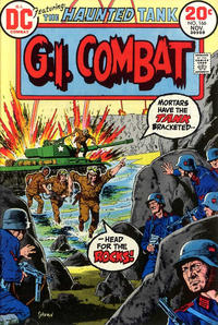 Cover Thumbnail for G.I. Combat (DC, 1957 series) #166