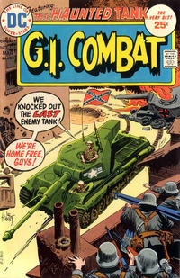 Cover Thumbnail for G.I. Combat (DC, 1957 series) #176