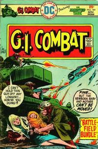 Cover Thumbnail for G.I. Combat (DC, 1957 series) #184