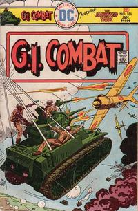 Cover Thumbnail for G.I. Combat (DC, 1957 series) #186