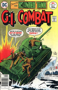 Cover Thumbnail for G.I. Combat (DC, 1957 series) #197