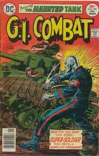 Cover Thumbnail for G.I. Combat (DC, 1957 series) #198