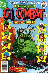 Cover Thumbnail for G.I. Combat (DC, 1957 series) #200