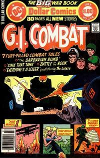 Cover Thumbnail for G.I. Combat (DC, 1957 series) #208