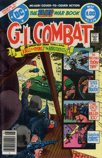 Cover Thumbnail for G.I. Combat (DC, 1957 series) #229 [Newsstand]
