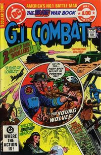 Cover Thumbnail for G.I. Combat (DC, 1957 series) #243 [Direct Sales]