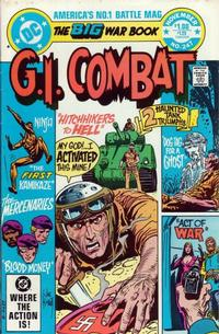 Cover Thumbnail for G.I. Combat (DC, 1957 series) #247 [Direct]