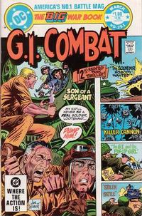 Cover Thumbnail for G.I. Combat (DC, 1957 series) #251 [Direct]