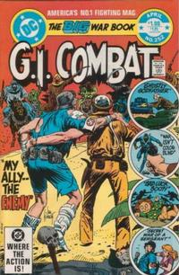 Cover Thumbnail for G.I. Combat (DC, 1957 series) #252 [Direct-Sales]
