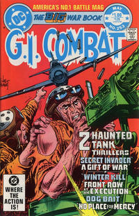 Cover Thumbnail for G.I. Combat (DC, 1957 series) #253 [Direct-Sales]