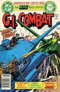 Cover Thumbnail for G.I. Combat (DC, 1957 series) #256 [Canadian]
