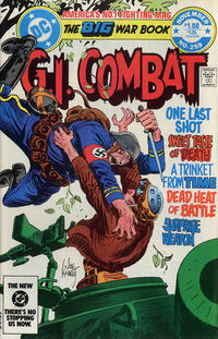 Cover Thumbnail for G.I. Combat (DC, 1957 series) #259 [Direct]