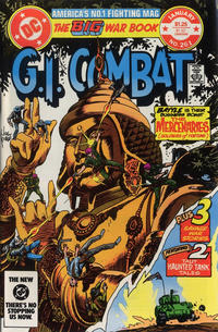 Cover Thumbnail for G.I. Combat (DC, 1957 series) #261 [Direct-Sales]