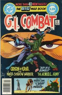 Cover Thumbnail for G.I. Combat (DC, 1957 series) #264 [Newsstand]