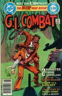 Cover Thumbnail for G.I. Combat (DC, 1957 series) #266 [Newsstand]