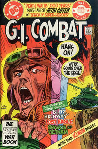 Cover Thumbnail for G.I. Combat (DC, 1957 series) #267 [direct-sales]
