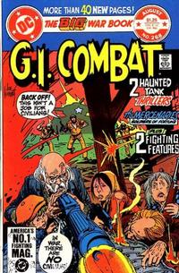 Cover Thumbnail for G.I. Combat (DC, 1957 series) #268 [Direct]
