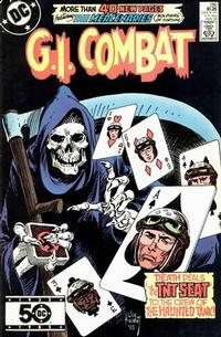 Cover Thumbnail for G.I. Combat (DC, 1957 series) #280 [Direct Sales]