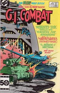 Cover Thumbnail for G.I. Combat (DC, 1957 series) #281 [Direct]
