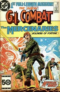 Cover Thumbnail for G.I. Combat (DC, 1957 series) #282 [Direct Sales]