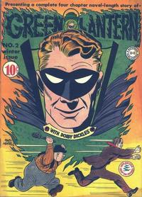 Cover Thumbnail for Green Lantern (DC, 1941 series) #2
