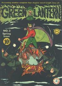 Cover Thumbnail for Green Lantern (DC, 1941 series) #3