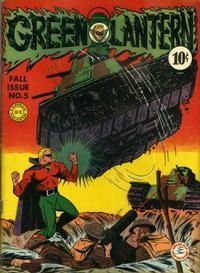 Cover Thumbnail for Green Lantern (DC, 1941 series) #5