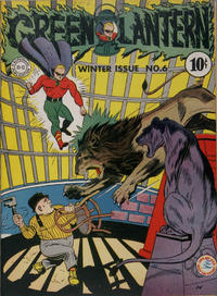 Cover Thumbnail for Green Lantern (DC, 1941 series) #6