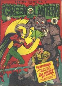 Cover Thumbnail for Green Lantern (DC, 1941 series) #7