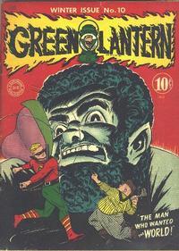 Cover Thumbnail for Green Lantern (DC, 1941 series) #10