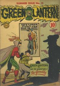 Cover Thumbnail for Green Lantern (DC, 1941 series) #12