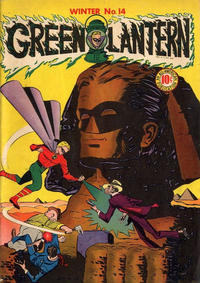 Cover Thumbnail for Green Lantern (DC, 1941 series) #14