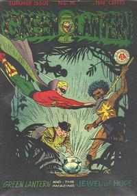 Cover Thumbnail for Green Lantern (DC, 1941 series) #16