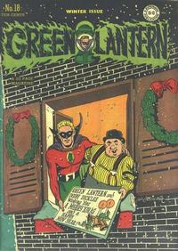Cover Thumbnail for Green Lantern (DC, 1941 series) #18