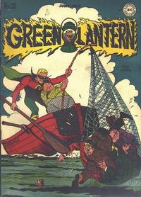 Cover Thumbnail for Green Lantern (DC, 1941 series) #20