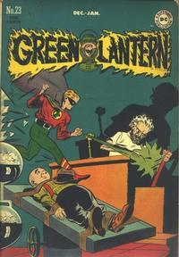Cover Thumbnail for Green Lantern (DC, 1941 series) #23
