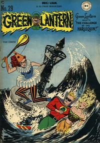 Cover Thumbnail for Green Lantern (DC, 1941 series) #29