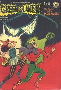Cover Thumbnail for Green Lantern (DC, 1941 series) #31