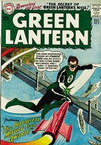 Cover Thumbnail for Green Lantern (DC, 1960 series) #4