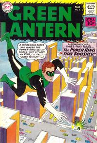 Cover Thumbnail for Green Lantern (DC, 1960 series) #5