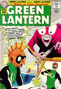 Cover Thumbnail for Green Lantern (DC, 1960 series) #6