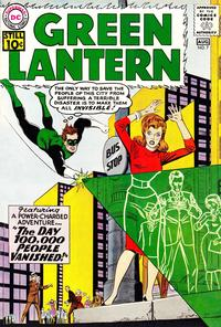 Cover Thumbnail for Green Lantern (DC, 1960 series) #7