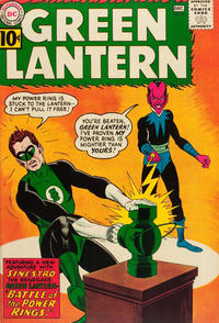 Cover Thumbnail for Green Lantern (DC, 1960 series) #9