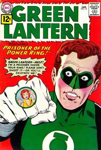 Cover Thumbnail for Green Lantern (DC, 1960 series) #10