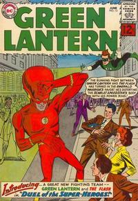 Cover Thumbnail for Green Lantern (DC, 1960 series) #13