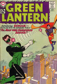 Cover Thumbnail for Green Lantern (DC, 1960 series) #14